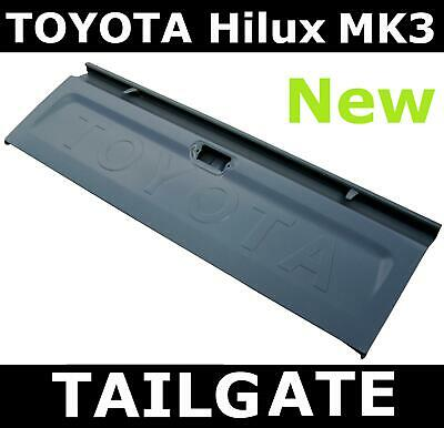 Tailgate Panel With Hooks For Toyota Hilux MK3 / MK4 / MK5 1989-2005 • 138£