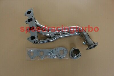 Exhaust Header For Suzuki Samurai & Geo Tracker 1.3L 1.6L L4 Stainless Manifold • 158£
