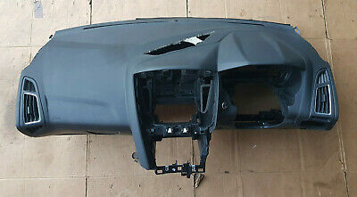 Ford Focus ST250 MK3 Complete Airbag Kit Dashboard Seat Belts Roof Airbags  • 400£