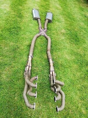 Ford Mustang Foxbody Exhaust System Headers • 1,095£