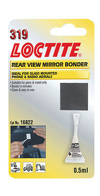 Loctite 319 Car Rear View Mirror Bonder- Glass & Metal Glue, Antenna Aerial Etc • 5.09£