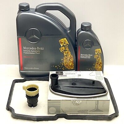 Genuine Mercedes Benz 722.6 5 Speed Automatic Gearbox Service Kit Filter 6L Oil • 120£