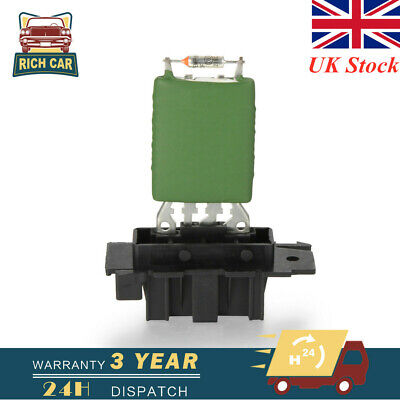 Heater Blower Fan Resistor Fit For Fiat Ducato Peugeot Boxer Citroen Relay UK • 7.60£