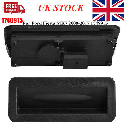 For Ford Fiesta MK7 2008-2017 1748915 Tailgate Boot Lid Release Switch Button UK • 10.87£