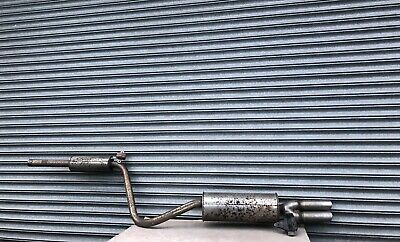 Seat Ibiza Fr Twin Exhaust Pipe Ibiza Exhaust System • 120£