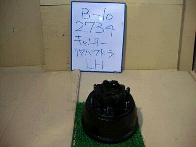 MITSUBISHI Canter 1989 N-FB300B Rear Left Hub Drum Assembly [Used] [PASKU101513] • 474£