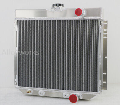 3Row Radiator For Ford Mustang Falcon 1966-1970/Fairlane 1963-1969/Galaxie 64-68 • 155£