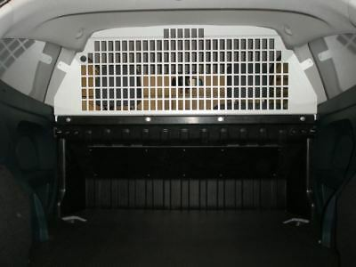 Ford Fiesta Van Bulkhead Partition 2009+ PUNCHED STEEL • 123.97£