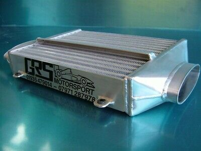 GRS Motorsport Enlarged Intercooler R52 R53 Mini Cooper S WITH SNOOT BOOTS! • 435£