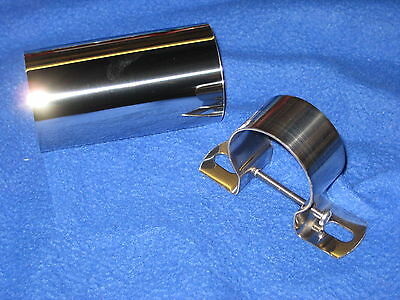 Mg Mgb Midget Roadster Or Gt Stainless Steel Coil Cover And Bracket ***eb139 • 9.95£