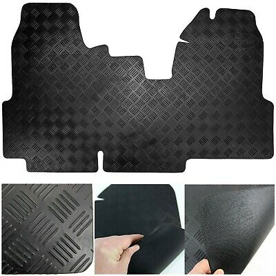 Fits Ford Transit Van Mk7 2006-2013 Tailored Rubber Car Mat 1pc Floor Set  • 14.99£