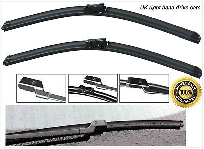 For Fiat 500 2007-2020 Brand New Front Windscreen Wiper Blades 24 14  • 8.60£