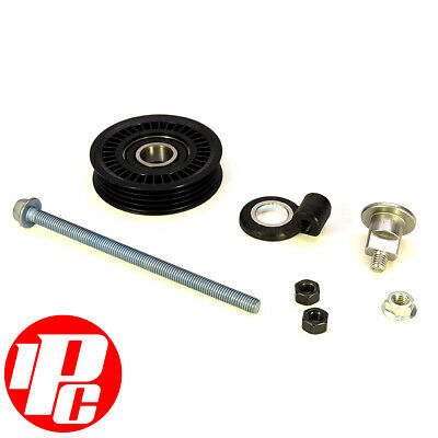 A/C Air Con Tensioner Pulley Adjuster Kit Fits: Subaru Impreza Legacy Forester • 24.95£