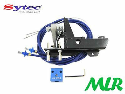 Sytec Twin Weber Carbs Throttle Cable Linkage Kit 40 45 Dcoe Twin 40s 45s Hr • 44.99£