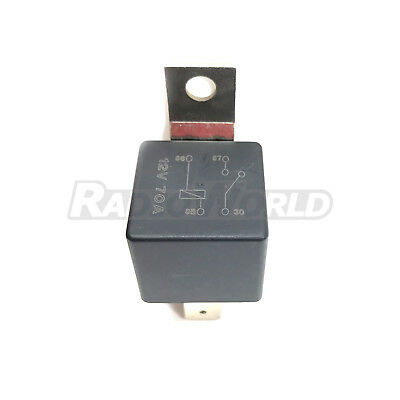 ON/OFF Heavy Duty 4 Pin 70A 70 Amp 12V Relay 12 Volt Car Bike Automotive  • 6.49£