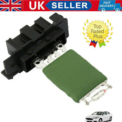 For Vauxhall Corsa D Heater Blower Resistor Cabin Fan Resister OEM 13248240 TOP • 5.69£
