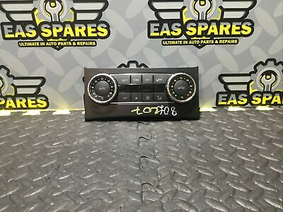 MB Mercedes Benz C180 W204 2012 Heater Climate Control Panel Unit A2049003803 • 80£
