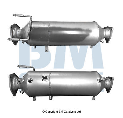 BM BM11096H Approved Diesel Cat & DPF Iveco Daily 3.0 2006 - 2011 • 290.27£