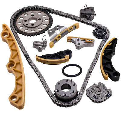 TIMING CHAIN KIT For MAZDA 2.2 3 6 & CX-7 DIESEL RR2AA R2BF TENSIONE New • 62.37£