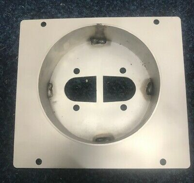 Chinese Diesel Heater Mounting Plate Stainless Steel 50mm Turret Planar • 19.50£