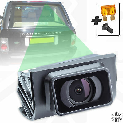 Reversing Camera For Range Rover L322 Vogue 2002-09 Rear View Reverse Back Up • 110£
