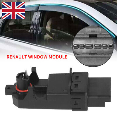 For Renault Megane Scenic Electric Window Module Motor Regulator Module UK NEW.. • 10.99£