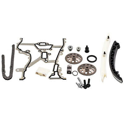 Timing Chain Tensioner Camshaft Kit For Auxhall Astra H G Corsa B C 1.0 1.2 1.4 • 44.50£