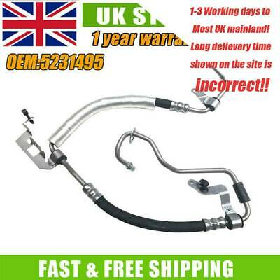 High Pressure Power Steering Pipe Hose For Ford Transit Connect 2007-13 -5231495 • 24.99£