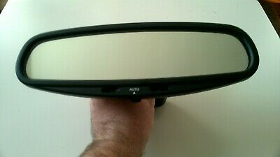 Peugeot 607, 2006 Year Rear View Mirror - E11026053 / E11015904 • 59.99£